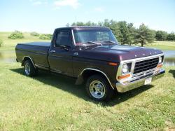 Mighty78s 1978 Ford F150 Regular Cab
