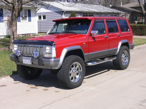 Badazzjeep360 1992 Jeep Cherokee Specs Photos