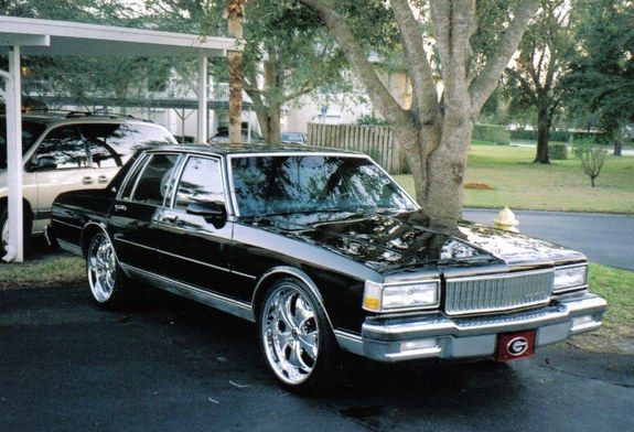 Another carmelloboi 1989 Chevrolet Caprice post... - 8064707