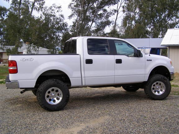 liftedguy06 2006 ford f150 regular cab specs photos modification info at cardomain. Black Bedroom Furniture Sets. Home Design Ideas