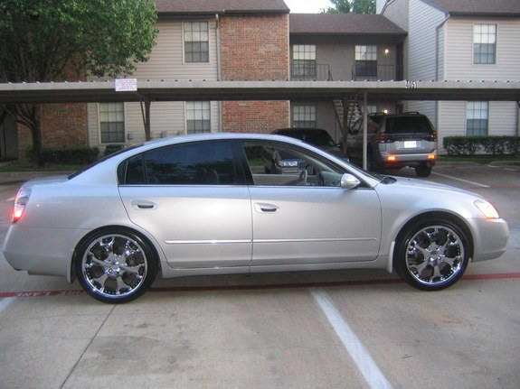 Lusky20 2002 Nissan Altima Specs, Photos, Modification Info at ...