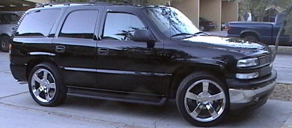 Another eddiegom3z 2006 Chevrolet Tahoe post... - 8076342