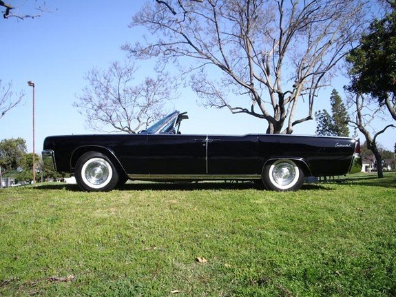 Another vancec 1961 Lincoln Continental post... - 8539175