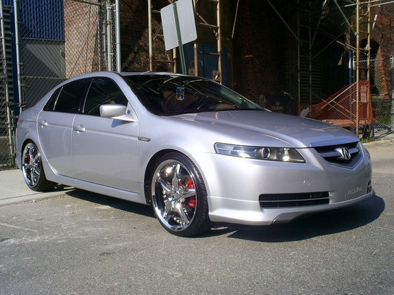 chilltownfinest 2004 acura tl specs photos modification info at cardomain. Black Bedroom Furniture Sets. Home Design Ideas