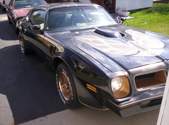 red200sxse's 1976 Pontiac Trans Am