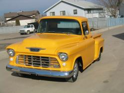 slammedstepsides 1955 Chevrolet 3100