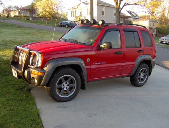 swtwomyn 2003 Jeep Liberty Specs Photos Modification Info at