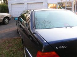 kyky214 1995 Mercedes-Benz S-Class