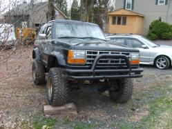 Gobbs_stoppers 1990 Ford Bronco II