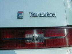 Blueovalboy01068 1984 Ford Thunderbird