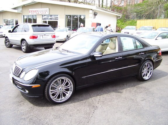 teddyecm 2003 mercedes benz e class specs photos. Black Bedroom Furniture Sets. Home Design Ideas