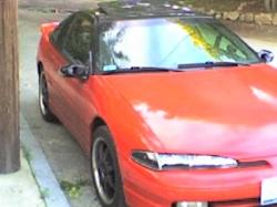 Revsclipses 1992 Mitsubishi Eclipse