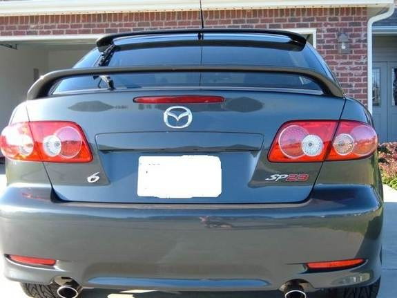 6venom 2005 mazda mazda6 specs photos modification info. Black Bedroom Furniture Sets. Home Design Ideas