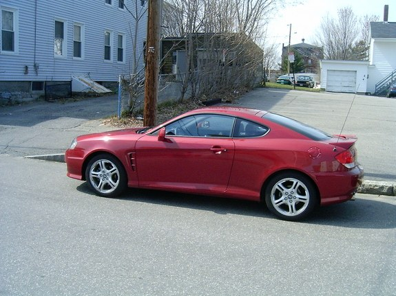 demonicracing1 39 s 2006 hyundai tiburon in biddeford me. Black Bedroom Furniture Sets. Home Design Ideas