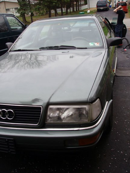 Another Relliott123 1990 Audi V8 post... - 8084053