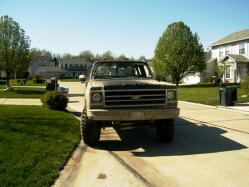 StickfrenzEEs 1979 Chevrolet Silverado 1500 Regular Cab