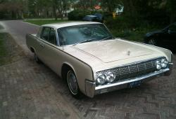BigFancyCars 1964 Lincoln Continental