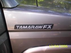 suprarx7civics 1997 Toyota Tamaraw
