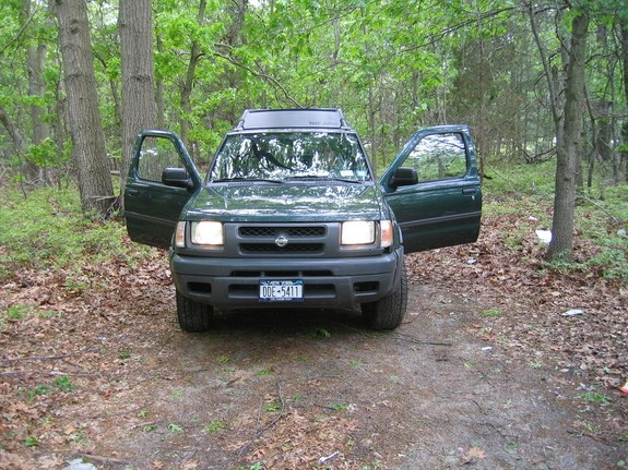 xtremexterra01 39 s 2001 nissan xterra in commack ny. Black Bedroom Furniture Sets. Home Design Ideas