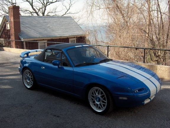 burkec 1990 mazda miata mx 5 specs photos modification. Black Bedroom Furniture Sets. Home Design Ideas
