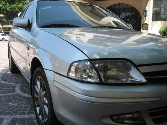 Another rufuslynx 2000 Ford Laser post... - 8557836