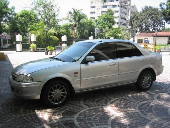 Another rufuslynx 2000 Ford Laser post... - 8557841