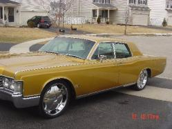 tbonejacksons 1968 Lincoln Continental
