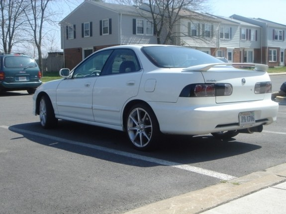 Large on 1999 Acura Integra 4 Door