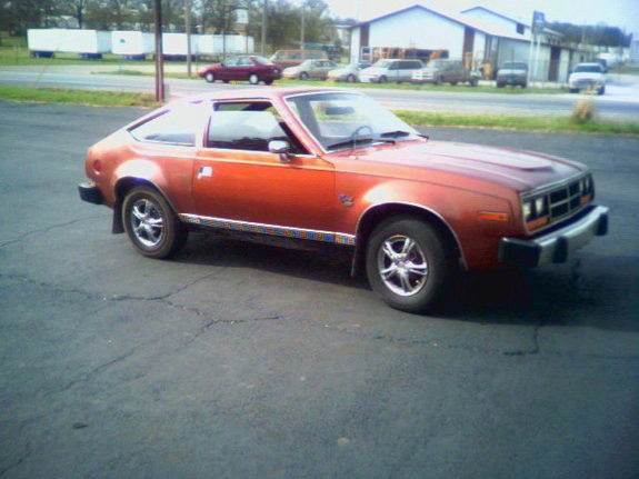 BigG7's 1982 AMC Spirit