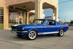 gwmatss 1965 Ford Mustang