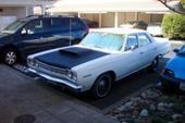 Another brentjensen 1968 Plymouth Belvedere post... - 8557755