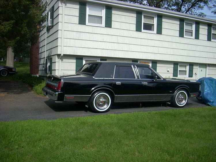 Manicltc 1988 Lincoln Town Car Specs Photos Modification Info At Cardomain