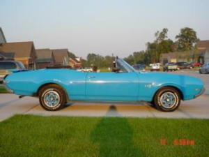 Another orionw88 1969 Oldsmobile Cutlass post... - 8095661