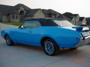 Another orionw88 1969 Oldsmobile Cutlass post... - 8095662