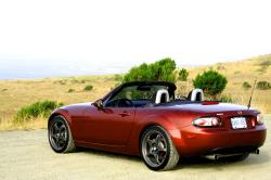 SmittyNCs 2006 Mazda Miata MX-5