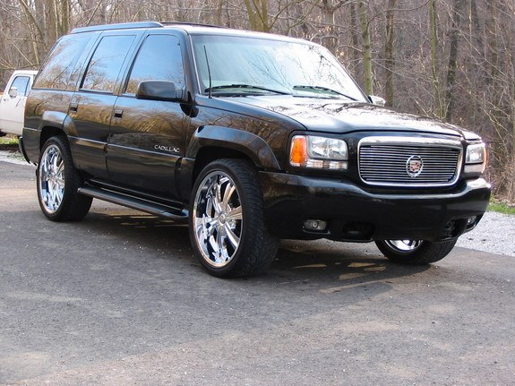 24cadillac 2000 Cadillac Escalade Specs, Photos, Modification Info