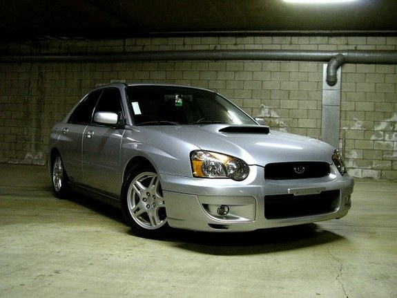 Gdimpreza 2004 Subaru Impreza Specs Photos Modification