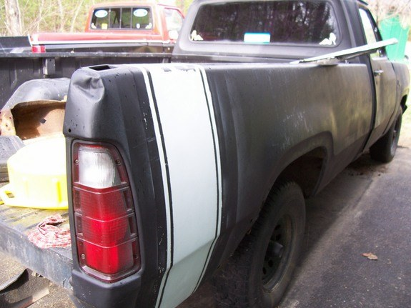 Another 79D100custom100 1979 Dodge D150 Club Cab post... - 8100900