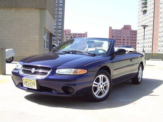 bimmerkrazy 39 s 1997 chrysler sebring in brooklyn ny. Cars Review. Best American Auto & Cars Review