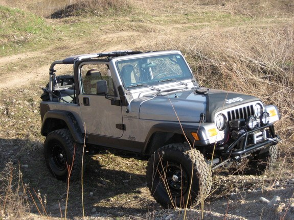dheil 2001 jeep wrangler specs photos modification info at cardomain. Black Bedroom Furniture Sets. Home Design Ideas