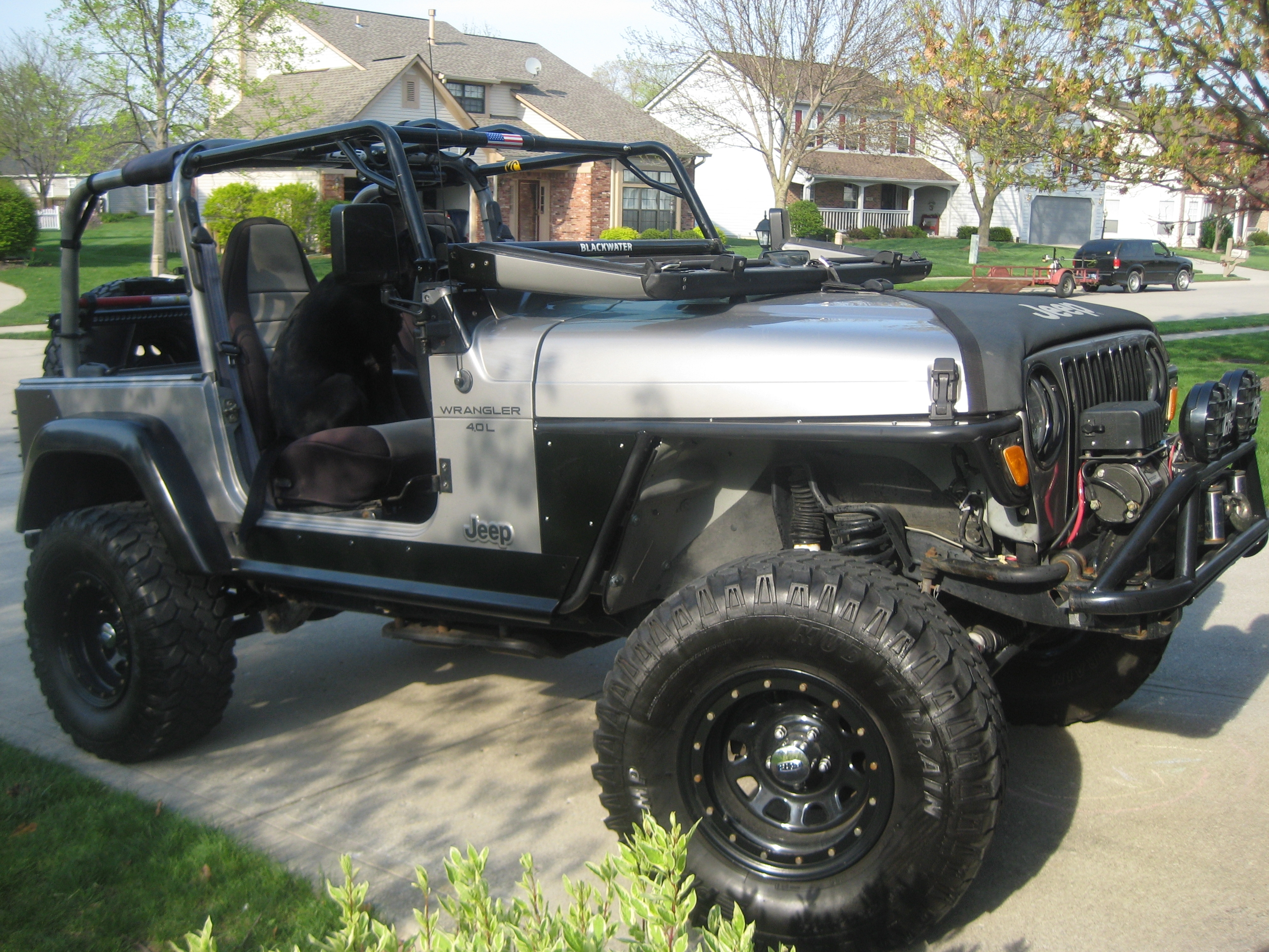 Lifted Jeeps For Sale >> dheil 2001 Jeep Wrangler Specs, Photos, Modification Info ...