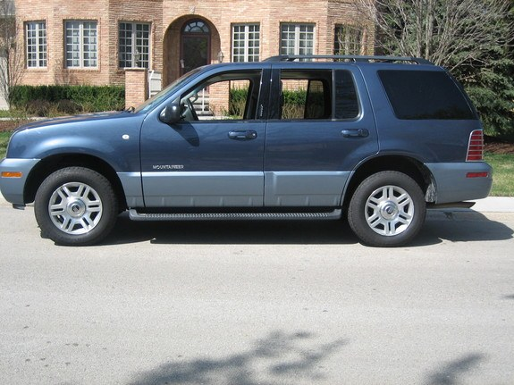Jwmountaineer 39 S 2002 Mercury Mountaineer In Gfyugn Il