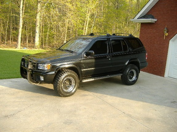 4x4le 2000 nissan pathfinder specs photos modification info at cardomain cardomain