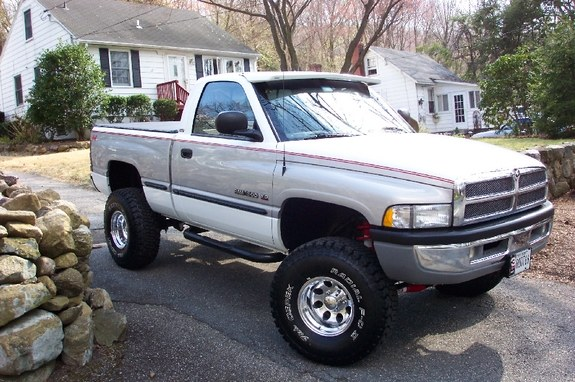 tutone360 1998 dodge ram 1500 regular cab specs photos modification info at cardomain. Black Bedroom Furniture Sets. Home Design Ideas