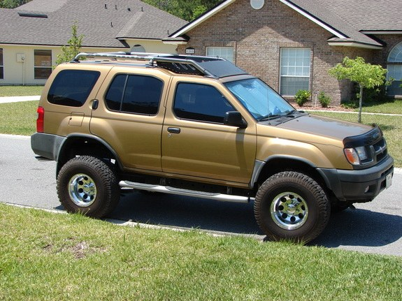 kickme14 2000 nissan xterra specs photos modification. Black Bedroom Furniture Sets. Home Design Ideas