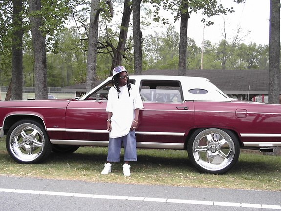 1986 cadillac coupe deville car tuning car tuning