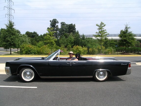 linvert 1962 Lincoln Continental Specs, Photos, Modification Info at