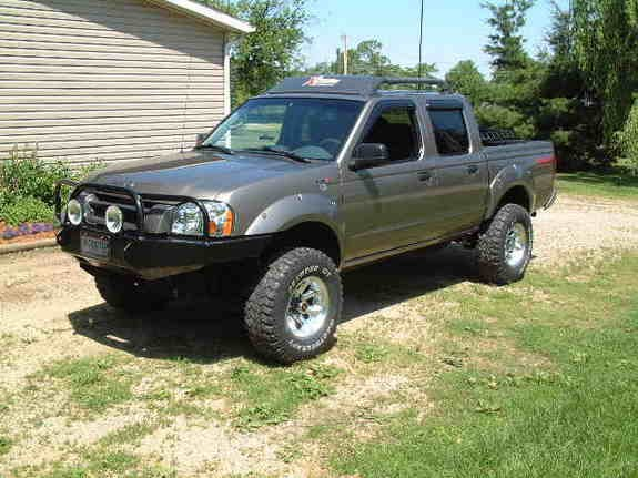 Another TrailCaptain 2004 Nissan Frontier Regular Cab post... - 8109333