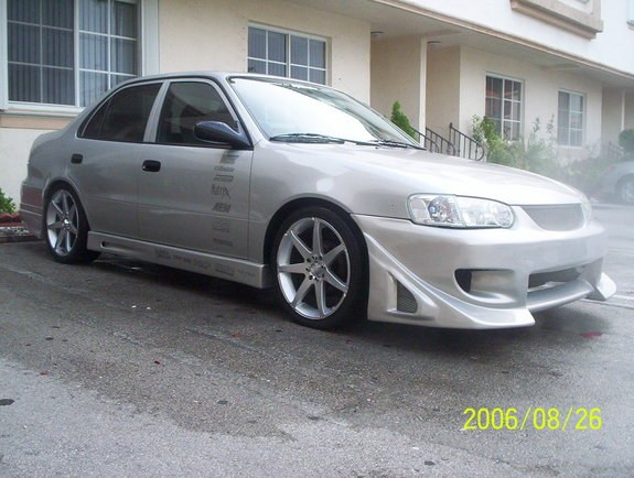 tsburt 2001 toyota corolla specs photos modification. Black Bedroom Furniture Sets. Home Design Ideas