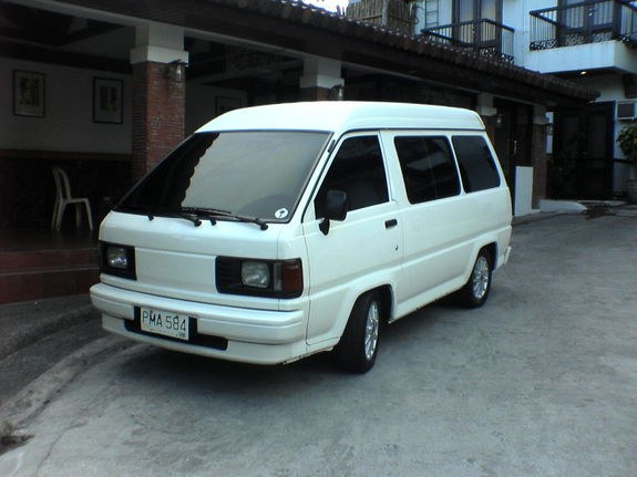 Another my_liteace 1989 Toyota HiAce post... - 8114760